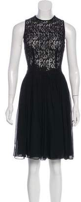 Morgane Le Fay Lace Sleeveless Dress