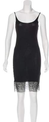 Raquel Allegra Knee-Length Slip Dress w/ Tags