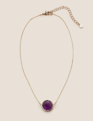 Semi-Precious Necklace