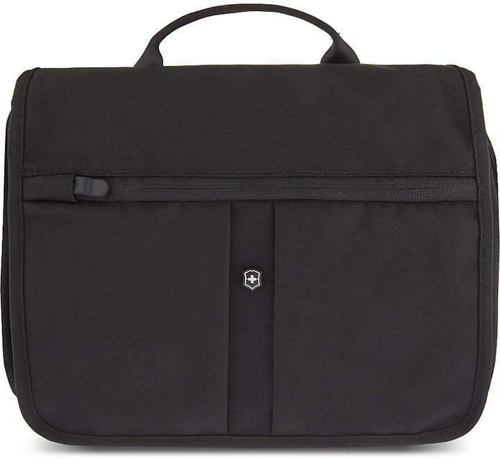 Victorinox Adventure Traveller RFID protected travel bag, Black
