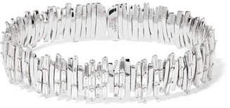 Suzanne Kalan 18-karat White Gold Diamond Bracelet