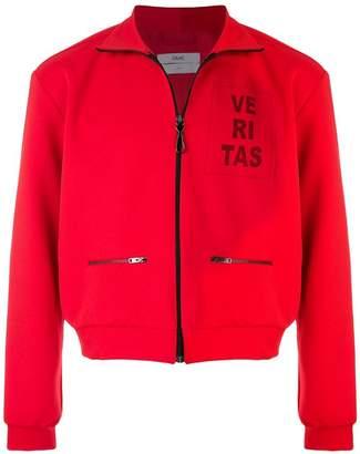 Oamc Bashment zipped jacket