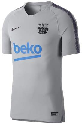 Nike FC Barcelona Breathe Squad Men's Football Top