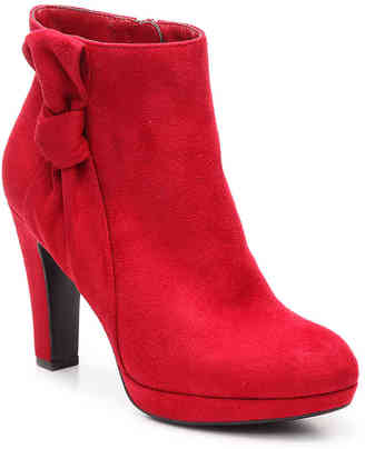 Women's Impo Onelii Bootie -Red $78 thestylecure.com