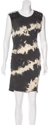 Pam & Gela Tie-Dye Mini Dress