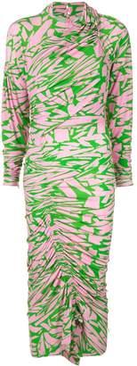 Preen by Thornton Bregazzi Pavement print Louise dress