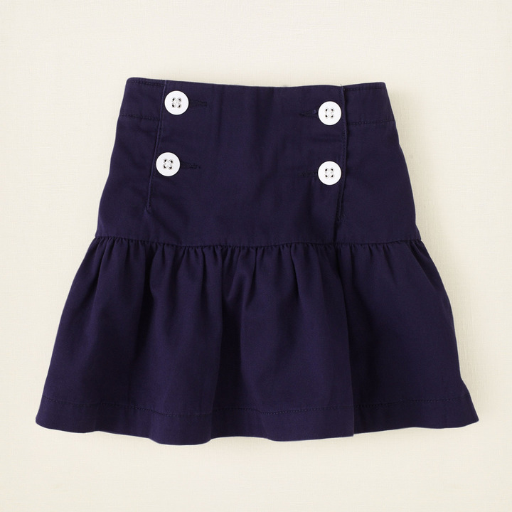 Children's Place Sailor skort