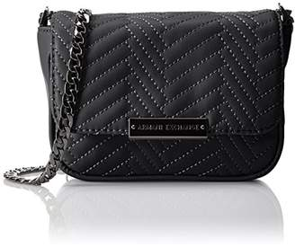 at Amazon.com · Armani Exchange A X Quilted Pu Crossbody 961598def4