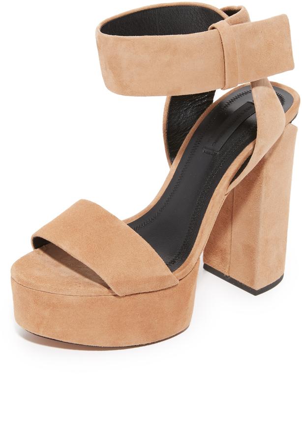Alexander WangAlexander Wang Keke Platform Sandals
