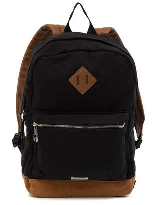 Madden-Girl Large Canvas Backpack