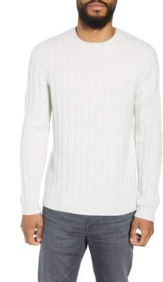 Calibrate Rib Crewneck Sweater