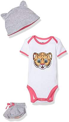 Juicy Couture Girls 0-24m KNT Set Bodysuit