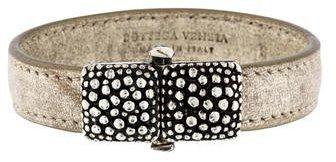 Bottega VenetaBottega Veneta Leather Bracelet