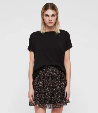 AllSaints Sanse Pepper Skirt