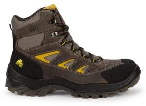 Edge Leather & Textile Hiking Boots
