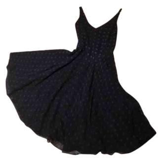 Hobbs Blue Silk Dress for Women