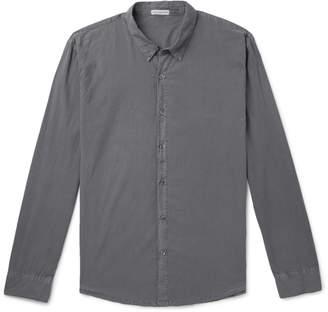 James Perse Garment-Dyed Cotton Shirt