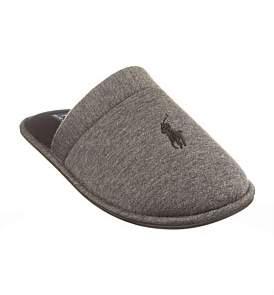 Polo Ralph Lauren Sunday Scuff Jersey Slipper
