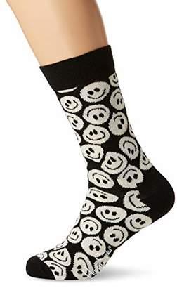 Happy Socks Men's Twisted Smile Socks,(Manufacturer Size: 41-46)