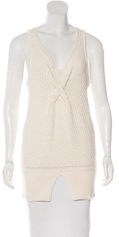 3.1 Phillip Lim Sleeveless Knit Top w/ Tags