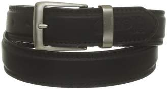 Schott NYC Schott Men's 7308 Plain or unicolor Belt - - (Brand size: 110)