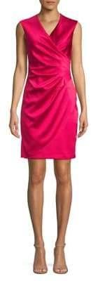 Decode 1.8 Satin Cocktail Dress