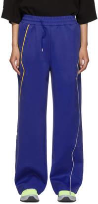 Ader Error ADER error Blue Thunder Track Pants