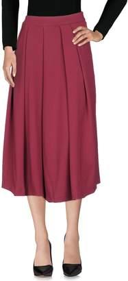 Rose' A Pois 3/4 length skirts - Item 35380090DW