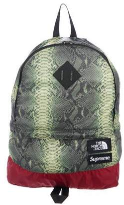 The North Face x Supreme Printed Lightweight Daypack w/ Tags