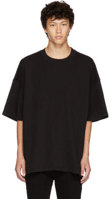 Fear Of God Black Inside Out T-Shirt