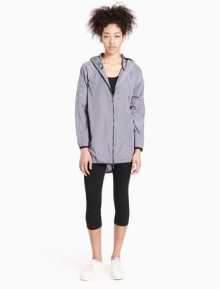 Calvin Klein logo walker jacket + backpack