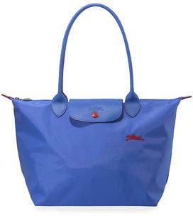 Longchamp Le Pliage Club Medium Shoulder Tote Bag