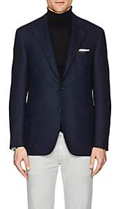 Canali Men's Capri Cashmere Two-Button Sportcoat - Navy