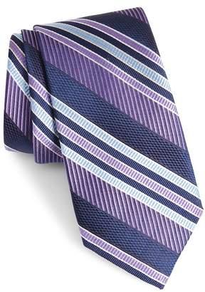 Nordstrom Northwest Stripe Silk Tie