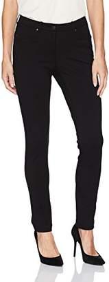 Pendleton Women's Petite Size Slim Knit Ponte Pants