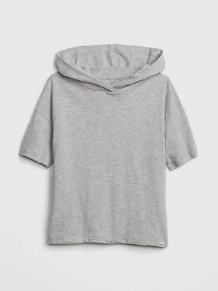 Gap Hoodie Short Sleeve T-Shirt