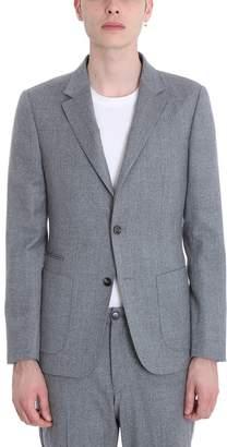 Ermenegildo Zegna Grey Tech Marino Suit