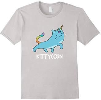 Cat Unicorn Shirt   Rainbow Kittycorn Funny Costume T Shirt
