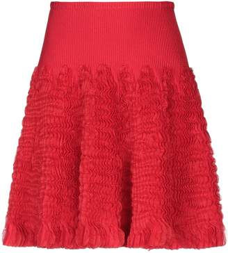 Alaia Knee length skirts - Item 35391752GU