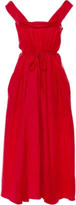 Brock Collection Off-The-Shoulder Davi Dress