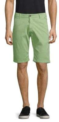 Lasered Bermuda Shorts