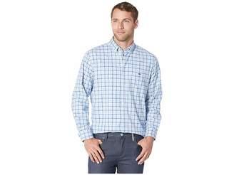 Vineyard Vines Pondview Plaid Classic Tucker Shirt