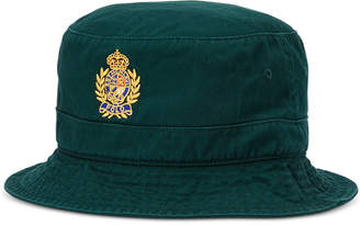 Polo Ralph Lauren Men Logo Crest Bucket Hat