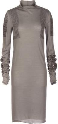Rick Owens Lilies Knee-length dresses