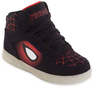 Marvel Spiderman Light-Up Boys Sneakers - Little Kids/Big Kids
