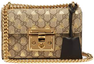 Gucci Padlock GG Supreme small cross-body bag