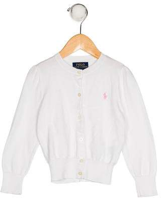 Polo Ralph Lauren Girls' Knit Cardigan
