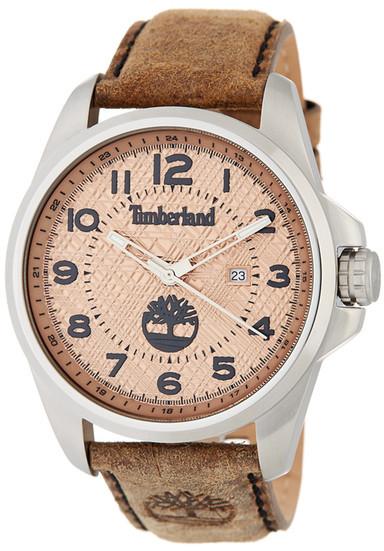 TimberlandTimberland Men&s Leyden Suede Watch