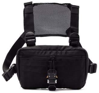 Alyx Military Nylon Gabardine Harness Pouch Bag - Mens - Black