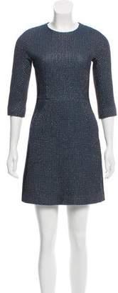 Paul & Joe Sister Textured Mini Dress